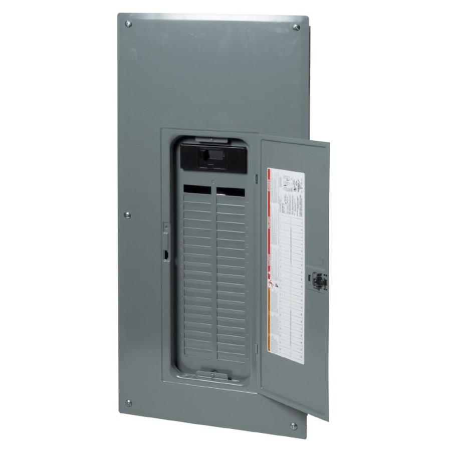Square D 40-Circuit 40-Space 200-Amp Main Breaker Load Center
