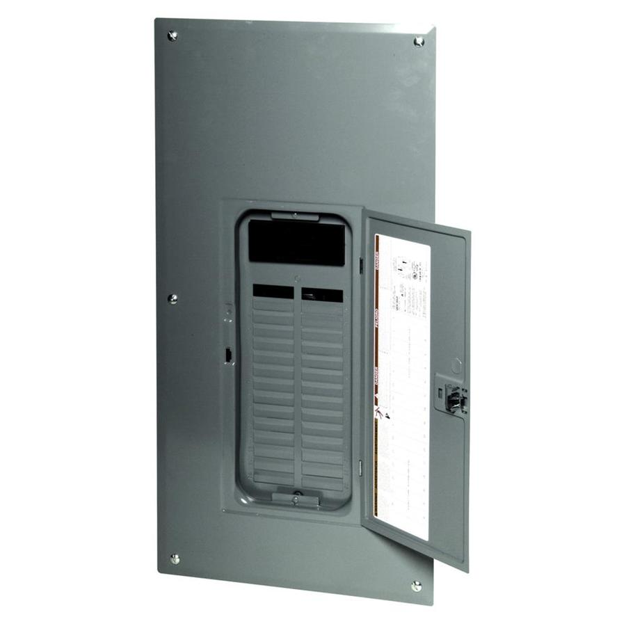 Square D 30-Circuit 30-Space 200-Amp Main Breaker Load Center
