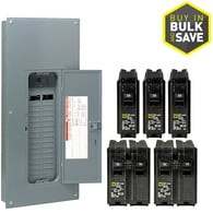 Circuit Breakers, Breaker Boxes & Fuses at Lowesforpros com