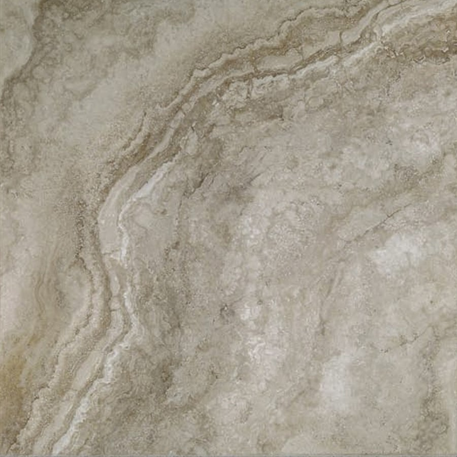 FLOORS 2000 Galapagos 5-Pack Mountain Mist Porcelain Floor and Wall Tile (Common: 20-in x 20-in; Actual: 19.91-in x 19.91-in)