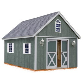Best Barns Common 12 Ft X 24 Interior Dimensions