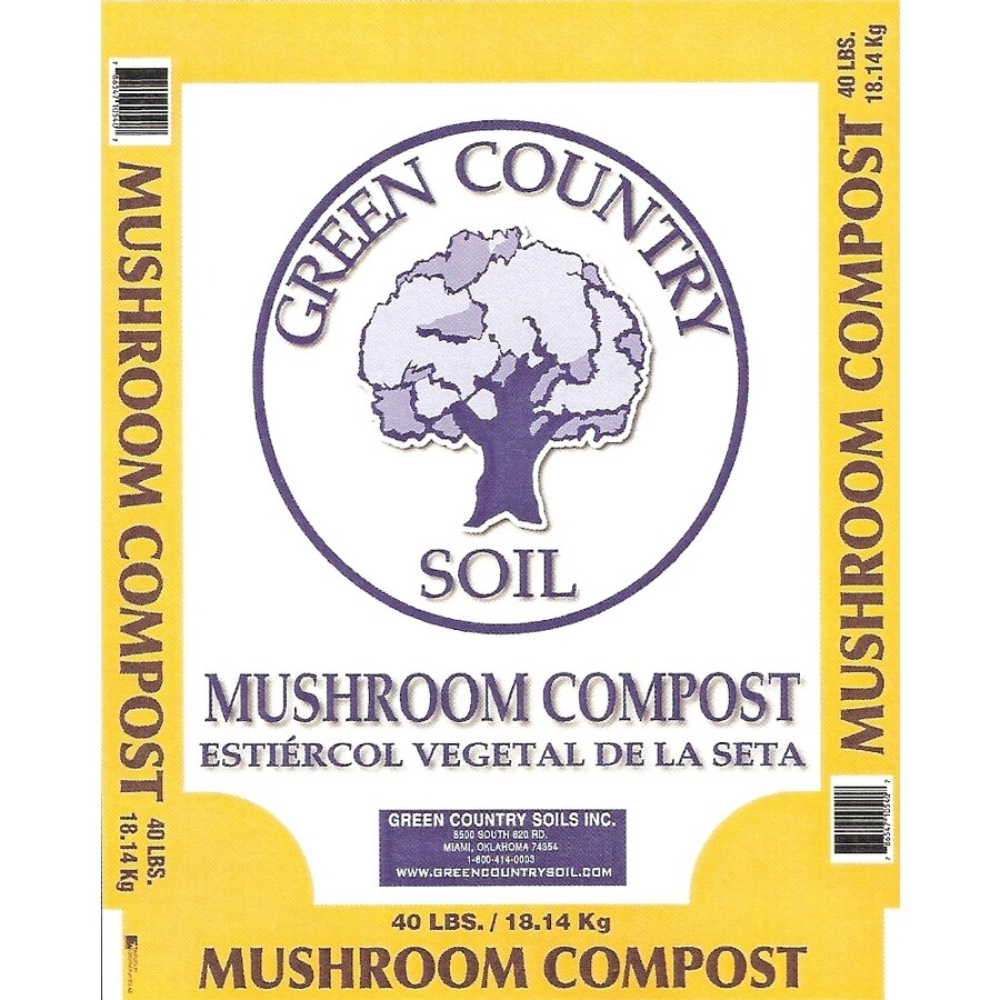 Oldcastle Green Country 40-lb Compost