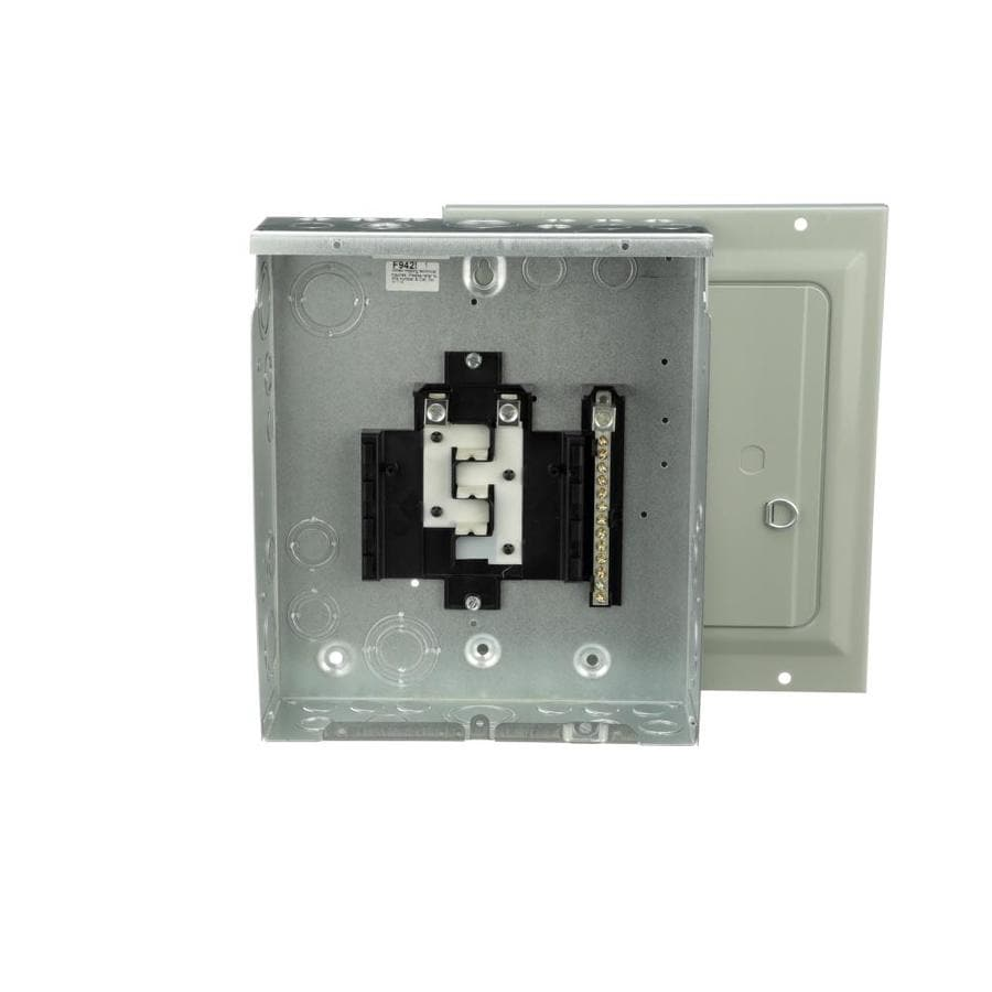Eaton 12-Circuit 6-Space 125-Amp Main Lug Load Center