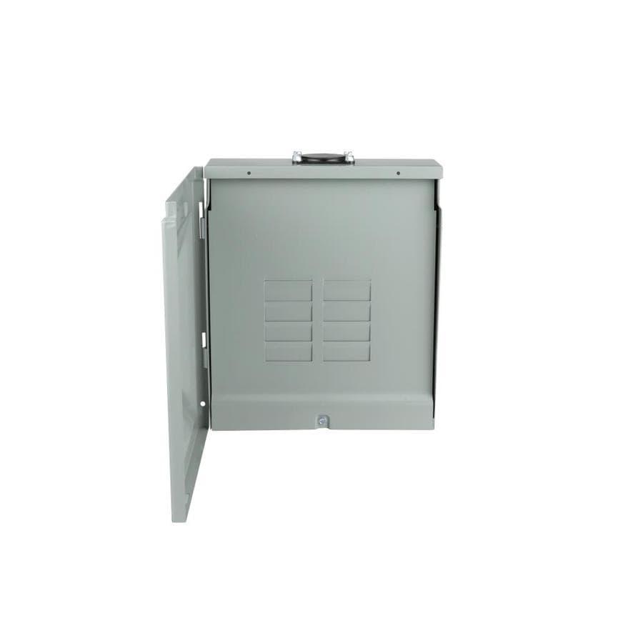 Eaton 16-Circuit 8-Space 125-Amp Main Lug Load Center