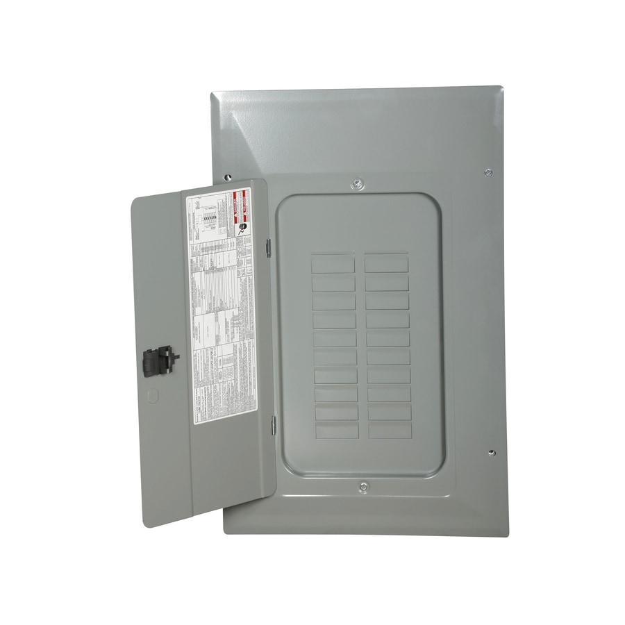Eaton 40-Circuit 20-Space 200.0-Amp Main Lug Load Center