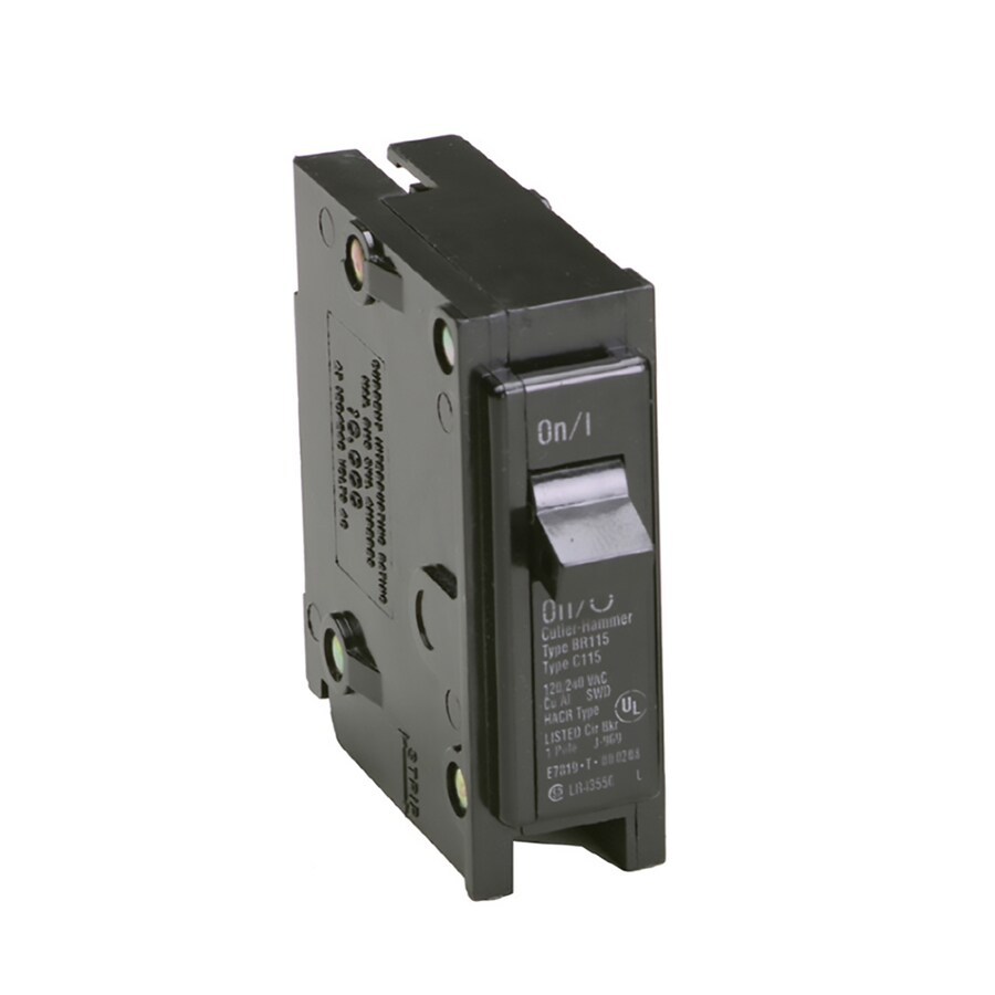 Eaton Type BR 30.0-Amp 1-Pole Circuit Breaker