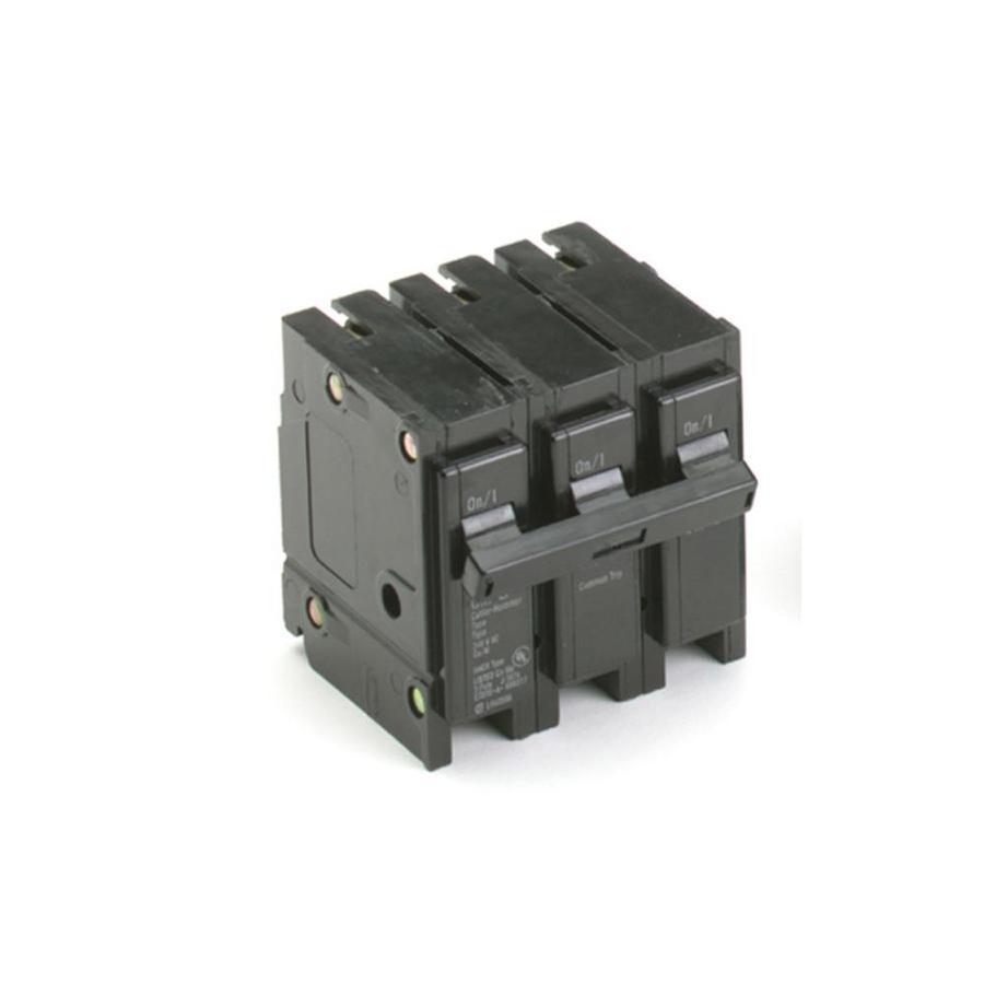 Eaton Type Br 20-Amp 3-Pole Standard Trip Circuit Breaker