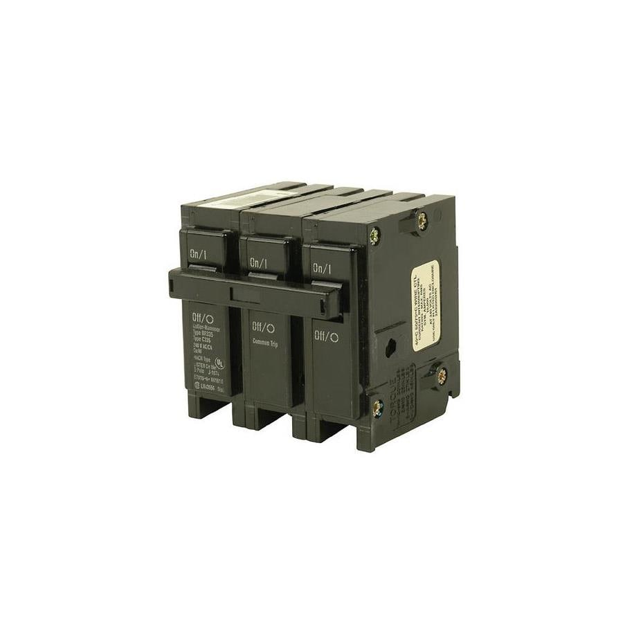 Eaton Type BR 100-Amp 3-Pole Circuit Breaker