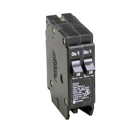 Eaton 30 Amp BR Type 2-Pole GFCI Breaker with Self-Test