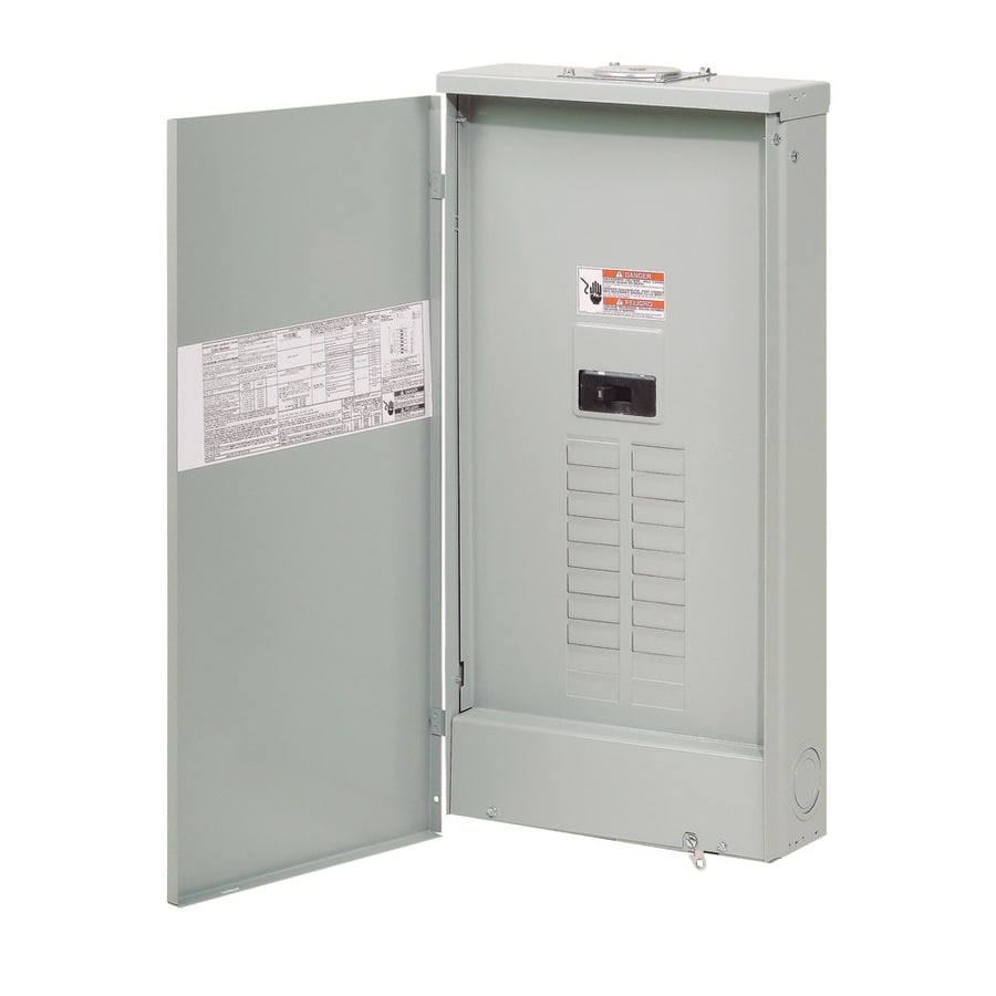Eaton 40-Circuit 20-Space 200-Amp Main Breaker Load Center