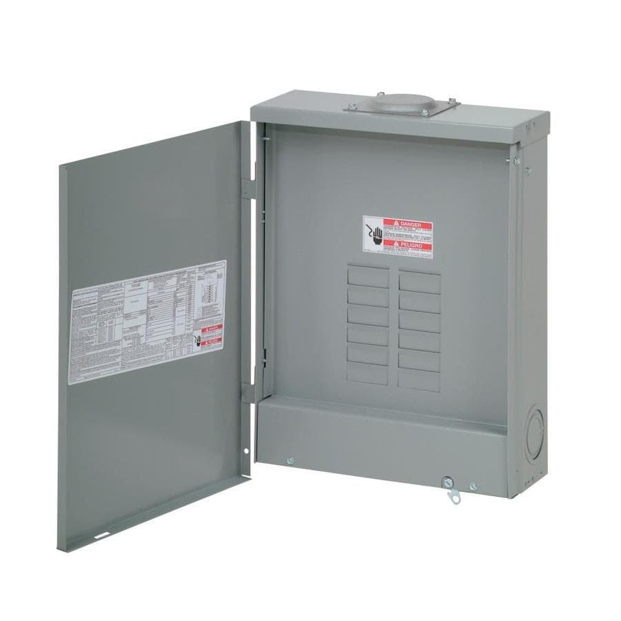 Eaton 24-Circuit 12-Space 200-Amp Main Lug Load Center