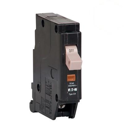 Type Ch 20 Amp 1 Pole Gfci Circuit Breaker