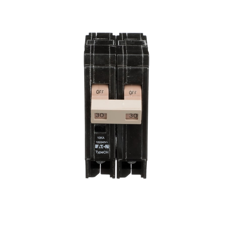 Eaton Type CH 30-Amp 2-Pole Circuit Breaker