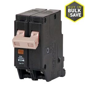 eaton type ch 30-amp 2-pole standard trip circuit breaker