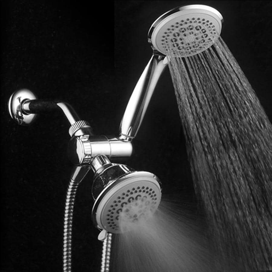 DreamSpa Chrome-Spray Shower Head