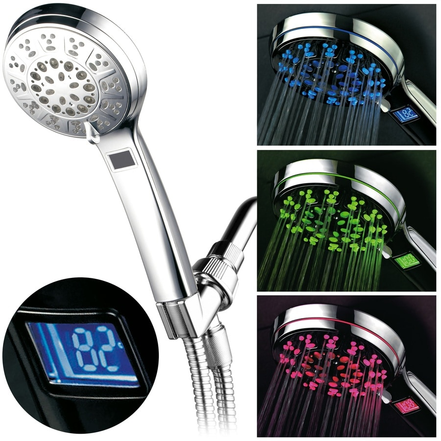 HotelSpa Chrome 5-Spray Shower Head