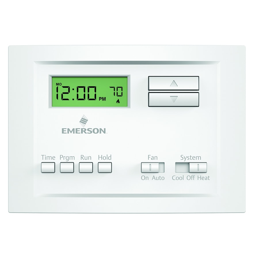 Emerson 5-2 Day Programmable Thermostat