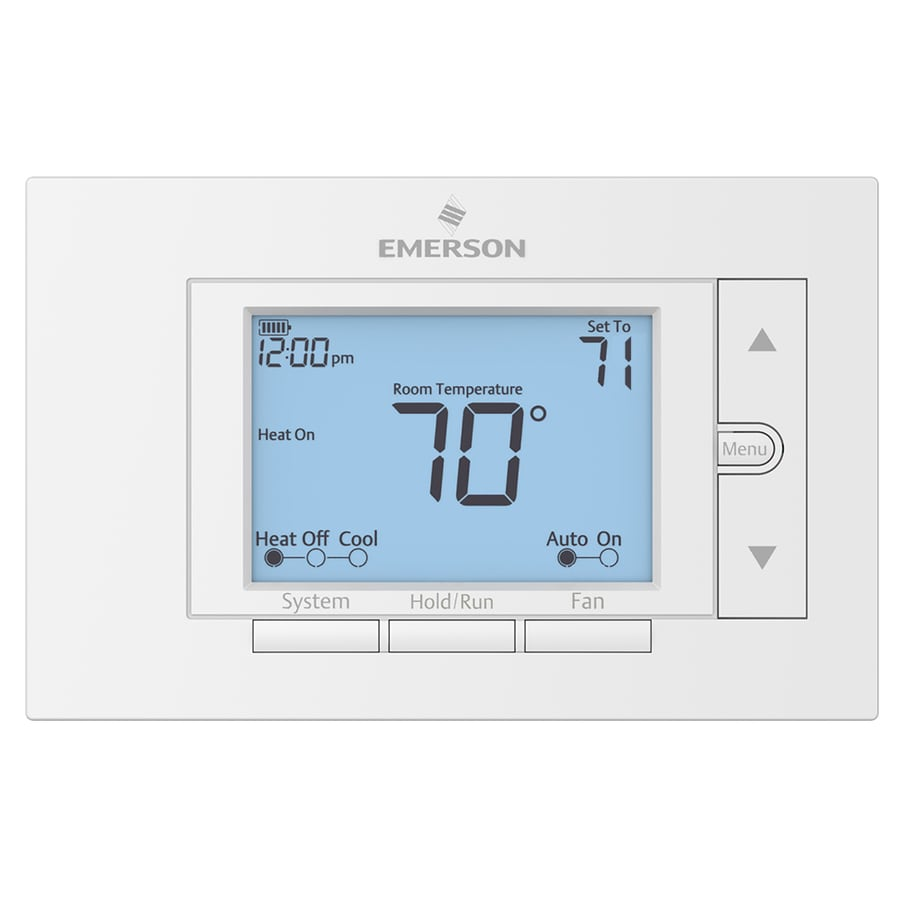 Emerson 7-Day Programmable Thermostat