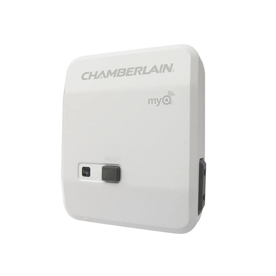 Shop Chamberlain MyQ Remote Lamp Control With Remote At
