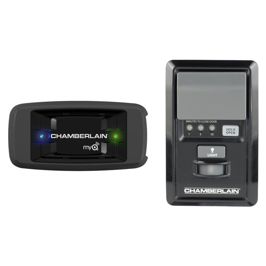 Chamberlain Garage Door Wall Controls At Lowes Com