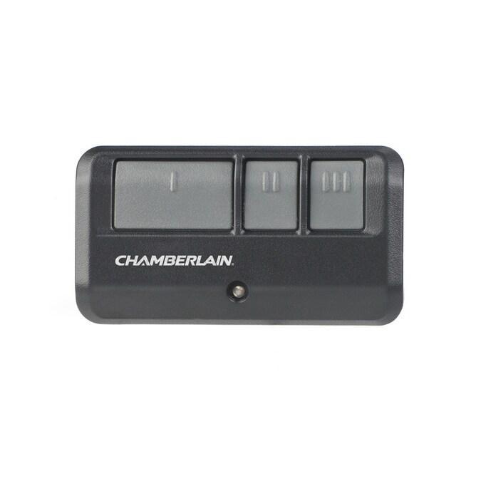Chamberlain 3-Button Visor Garage Door Opener Remote At