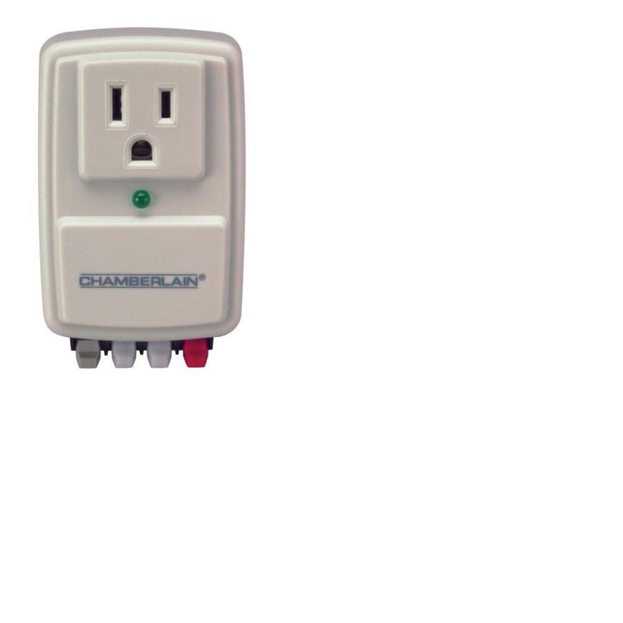Shop Chamberlain Garage Door Surge Protector At Lowes