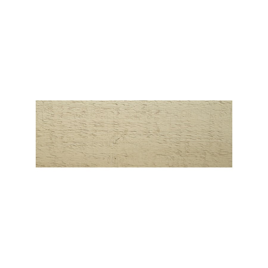 Woodtone (Common: 2-in x 6-in x 16-ft; Actual: 1.375-in x 5.4375-in x 16-ft) Forest Trim Finger Joint Primed Cypress Board
