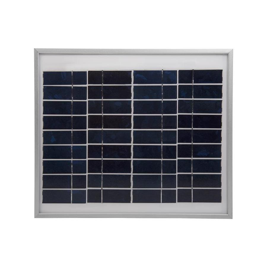 Coleman 13.78-in x 11.81-in x 0.83-in 10-Watt Portable Solar Panel