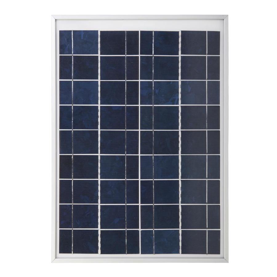 Coleman 13.82-in x 19.09-in x 0.98-in 20-Watt Portable Solar Panel