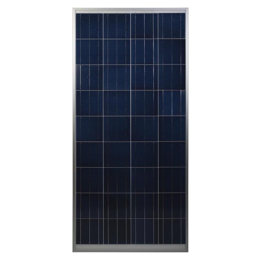 Coleman 58.75-in x 26.5-in x 1.5-in 150-Watt Portable Solar Panel