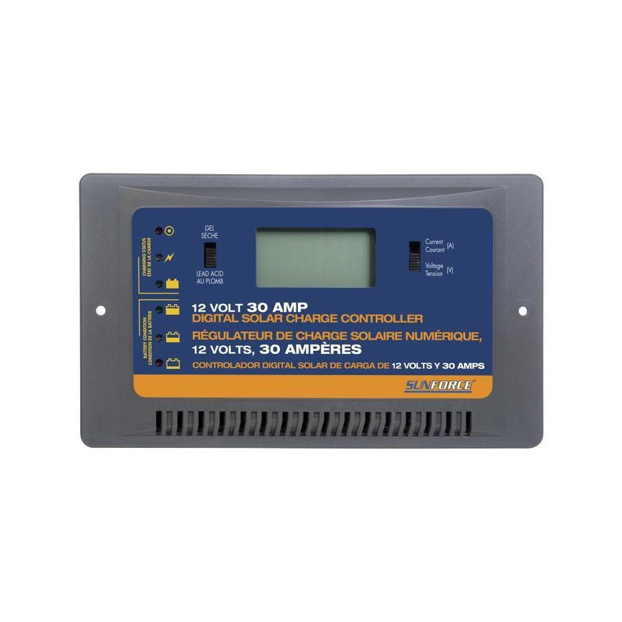 Sunforce 30-Amp Digital Solar Charge Controller