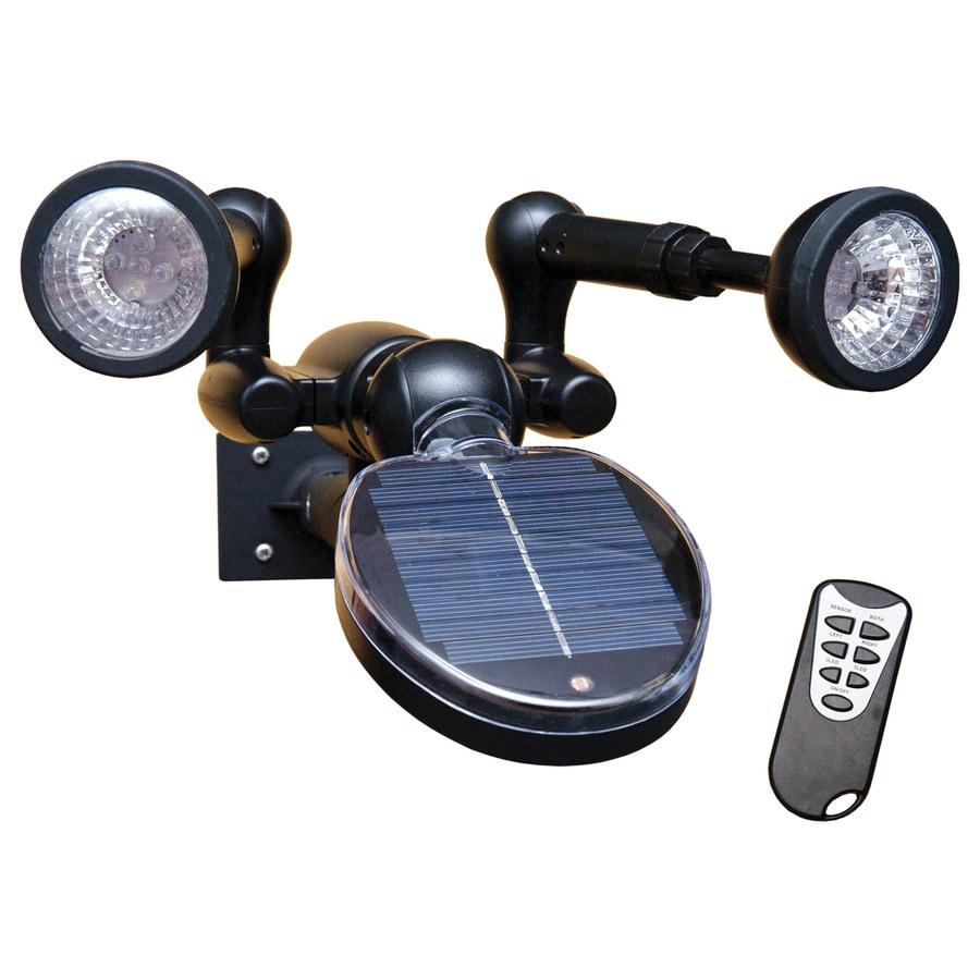 Sunforce Black Low Voltage 1-Watt (10W Equivalent) LED Spot Light  sc 1 st  Loweu0027s & Shop Sunforce Black Low Voltage 1-Watt (10W Equivalent) LED Spot ...