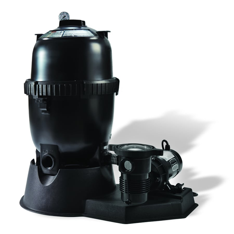 Shop pentair sta rite 100 sq ft cartridge pool filter - Filter fur poolpumpe ...
