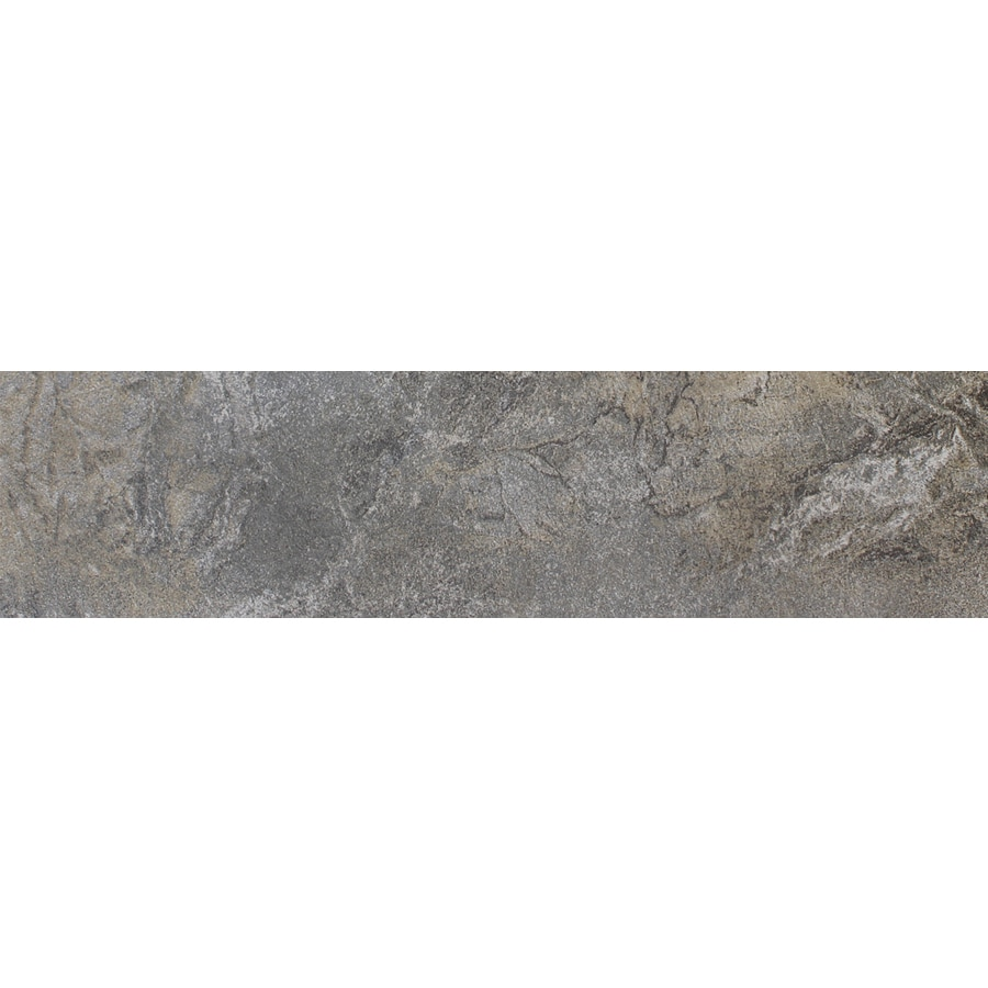 FLOORS 2000 Oriente Jade Porcelain Bullnose Tile (Common: 3-in x 18-in; Actual: 3-in x 17.75-in)