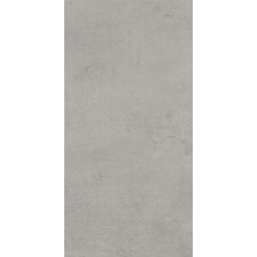 FLOORS 2000 Element 7-Pack Gray Porcelain Floor and Wall Tile (Common: 12-in x 24-in; Actual: 23.63-in x 11.81-in)