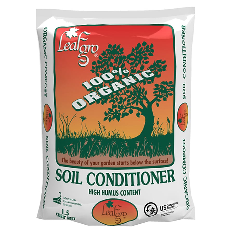 Shop leafgro 40 lb compost at for Organic soil uk