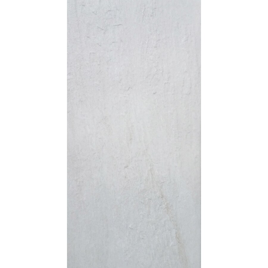 FLOORS 2000 Bis 8-Pack Off White 12-in X 24-in Porcelain