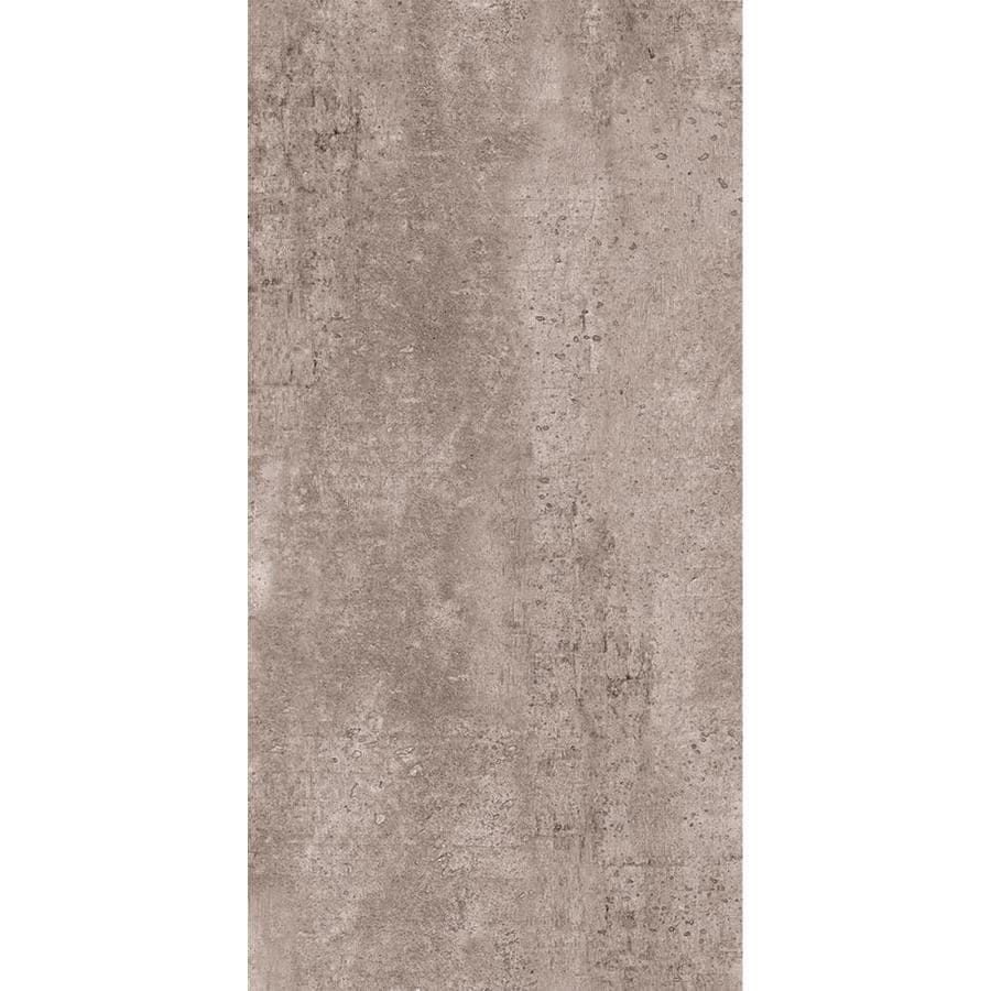 FLOORS 2000 Brasilia 8-Pack Graphite Porcelain Floor and Wall Tile (Common: 12-in x 24-in; Actual: 23.86-in x 11.85-in)