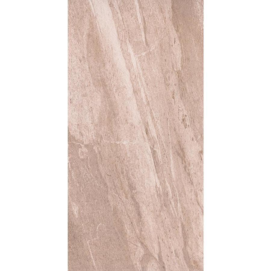 FLOORS 2000 Bis 8-Pack Beige Porcelain Floor and Wall Tile (Common: 12-in x 24-in; Actual: 23.86-in x 11.85-in)