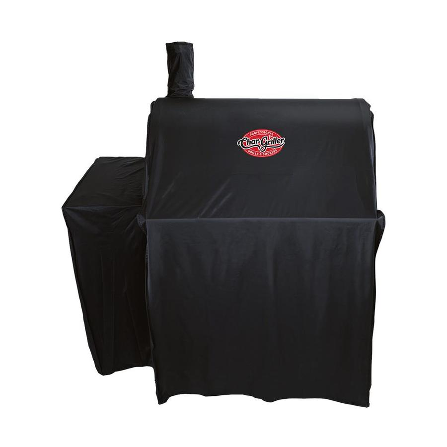 Char-Griller 37-in x 50-in Polyester Charcoal Grill Cover
