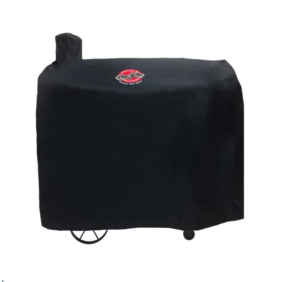 Char-Griller 50-in x 51-in Polyester N Cover