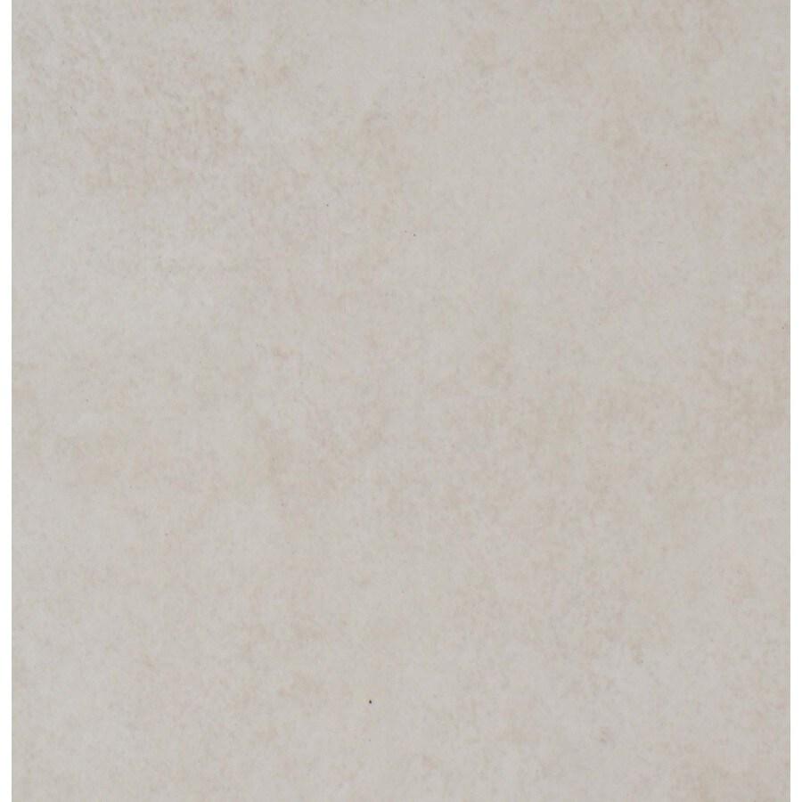 FLOORS 2000 10-Pack Trinidad Almond Ceramic Floor Tile (Common: 20-in x 20-in; Actual: 19.68-in x 19.68-in)