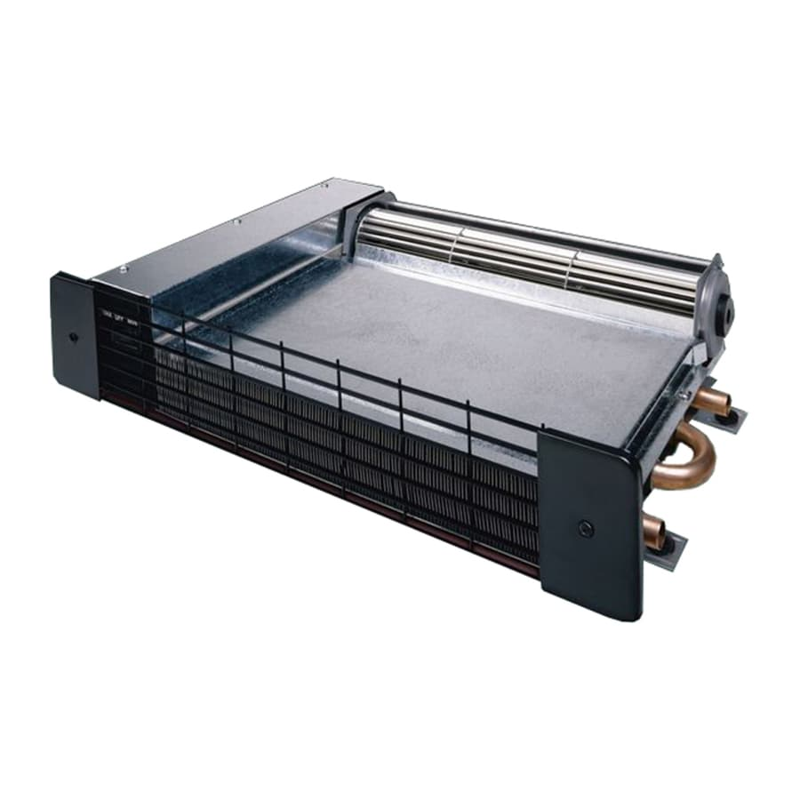 Hydrotherm 1.16-ft 4200-BTU Hydronic Baseboard Heater