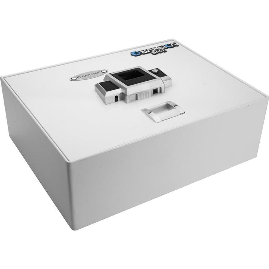 Barska Top-Opening 0.23-cu ft Biometric Drawer Safe