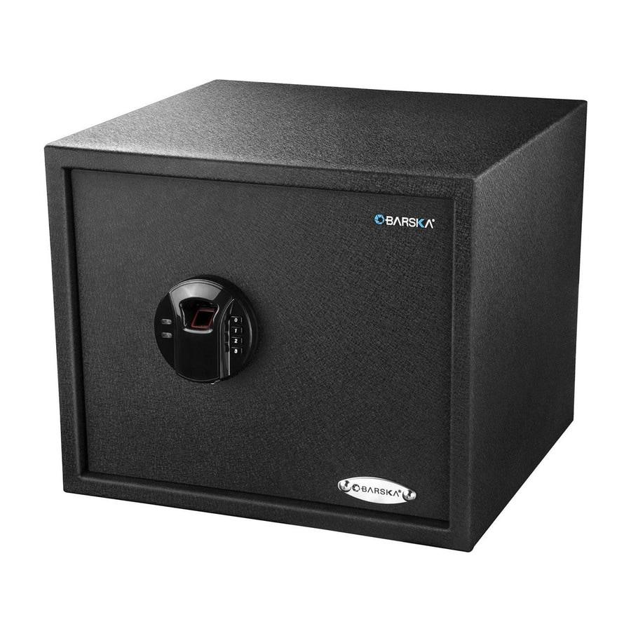 Barska HQ300 1.45-cu ft Biometric Chest Safe