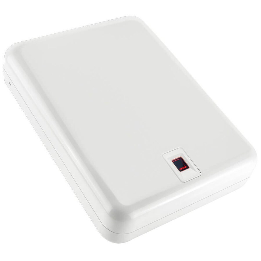 Barska iBOX 0.23-cu ft Biometric Chest Safe