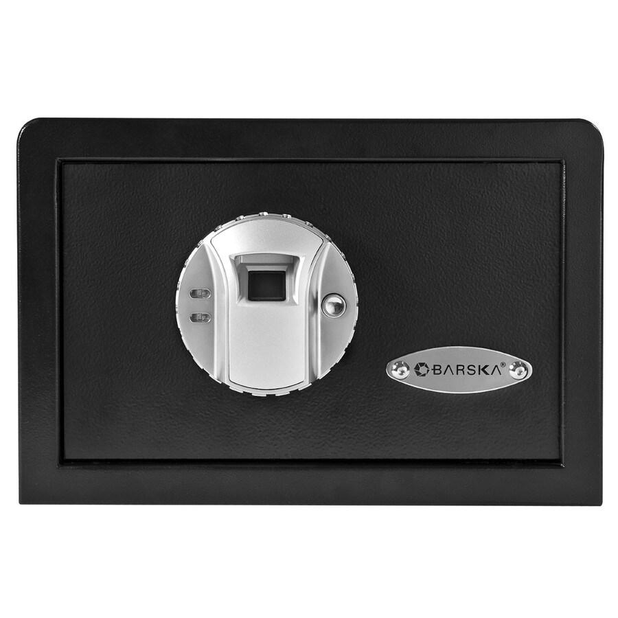 Barska 0.28-cu ft Biometric Chest Safe