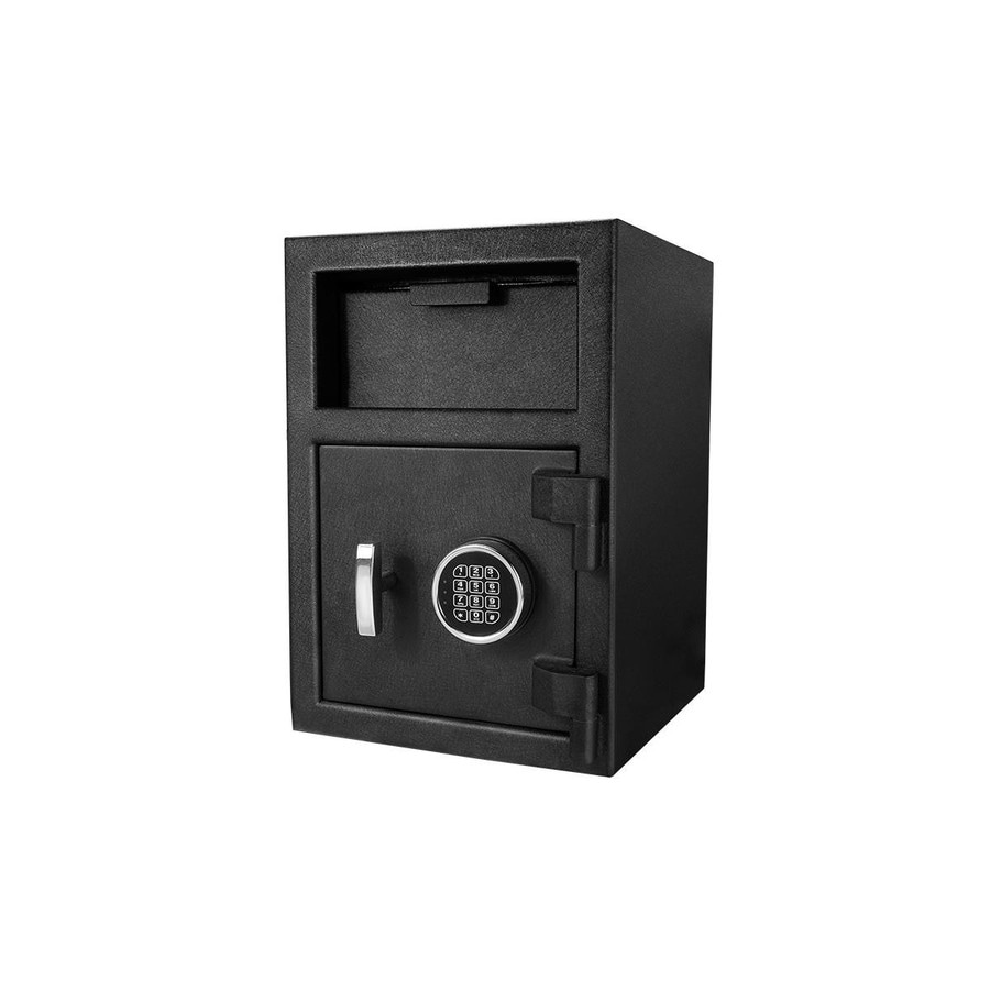 shop barska 1 1 cu ft electronic keypad drop box safe at. Black Bedroom Furniture Sets. Home Design Ideas