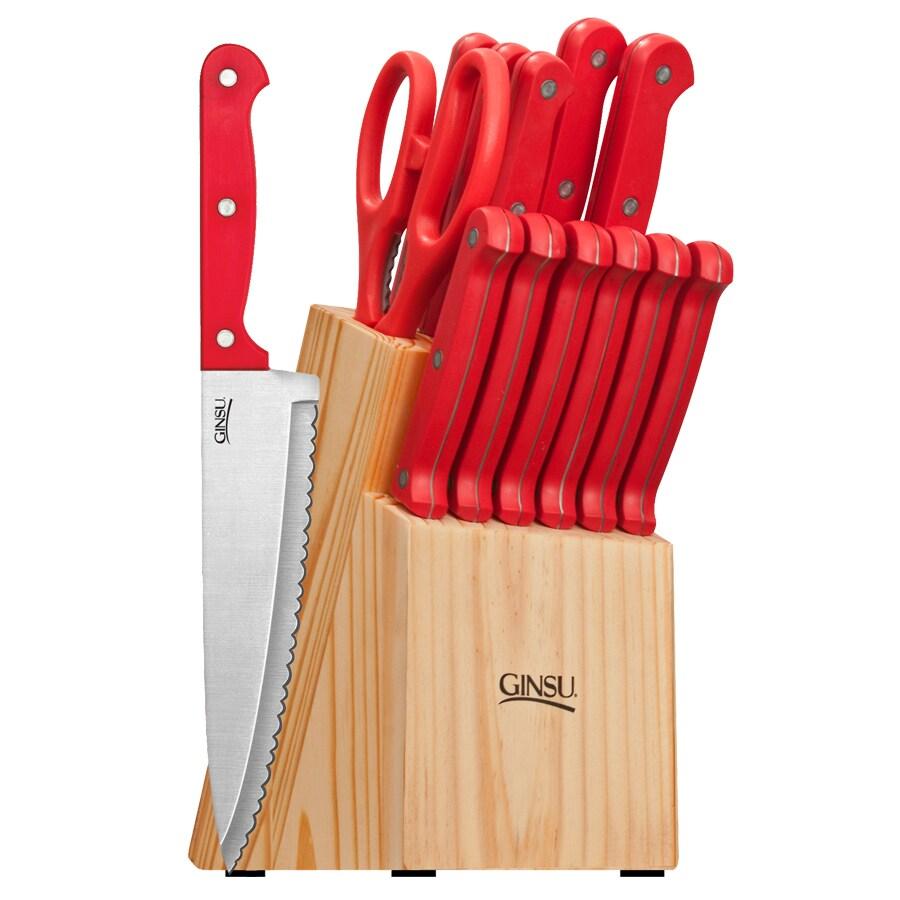 Ginsu Red Knife