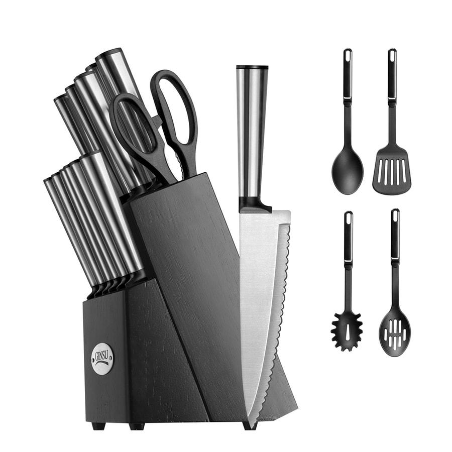 Ginsu Black Knife Set